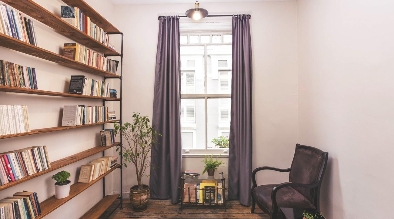 Üretimhane İstanbul kütüphanesi
