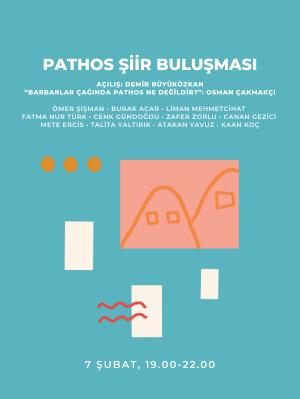 Pathos Şiir Buluşması - Üretimhane & 1984 Yayınevi