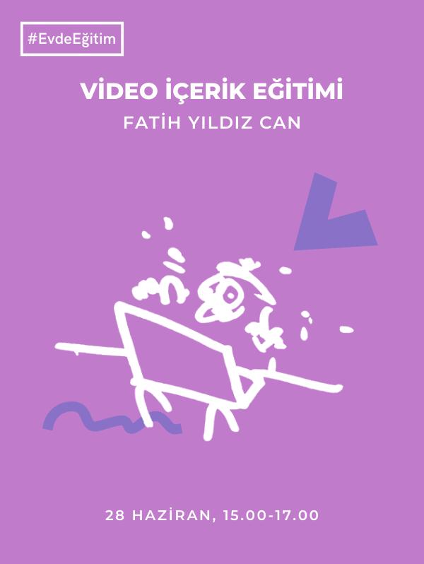 Video İçerik Eğitimi - Üretimhane