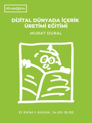 Dijital Dünyada İçerik Üretimi - Üretimhane
