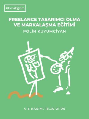 Freelance Tasarımcı Olma ve Markalaşma Eğitimi - Üretimhane