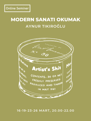 Modern Sanatı Okumak - Üretimhane
